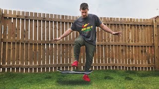 I Made the Worlds First Hoverboard That Actually Floats & You Won't Believe How…