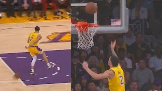 Lonzo Ball Shocks Lakers With Dumbest Plays! Misses & Passes Up Wide Open Layups! Lakers vs Heat