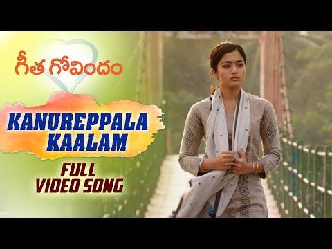 Xxx Mp4 Kanureppala Kaalam Full Video Song Geetha Govindam Vijay Deverakonda Rashmika Gopi Sunder 3gp Sex