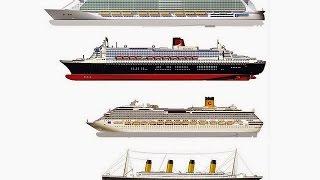 TITANIC VS OASIS OF THE SEAS  |Jhayder Man| VEVO