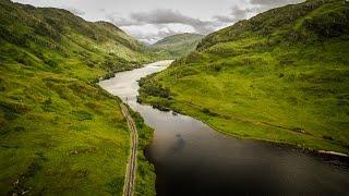 Aerial Travel Scotland/Isle of Skye Landscapes 2015 4k UHD DJI Inspire One
