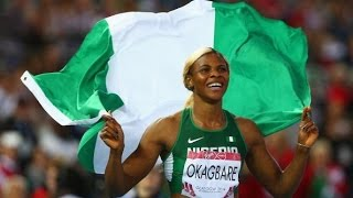 OKAGBARE'S BEIJING 2008 MEDAL UPGRADE; A BLESSING FOR TEAM NIGERIA.