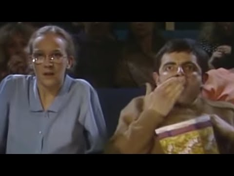 Movie Night Funny Clips Mr Bean Official