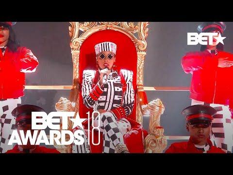 Janelle Monae's Live Performance Of 'Django Jane' & 'I Like That'! | BET Awards 2018