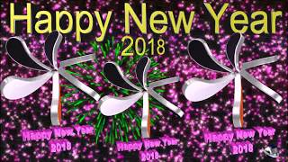 0 441 Engilsh 21 seconds  Happy New Year 2018