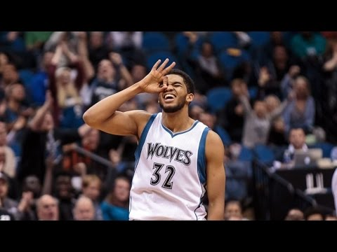 Karl-Anthony Towns - The Danger