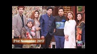 Salam Zindagi With Faysal Qureshi - Natasha Ali & Imran Ashraf - 21st November 2017