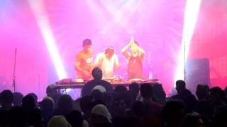 SANA 2012 - DJ's Angelluz, André Morais & Linno