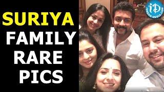 Exclusive - Suriya Rare Unseen Family Pics - Nagma || Jyothika || Suriya