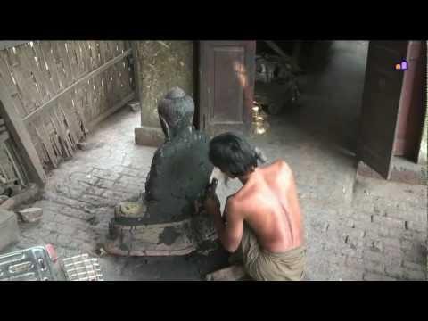 Xxx Mp4 Myanmar 2012 Making Buddha Sculptures 1127 3gp Sex