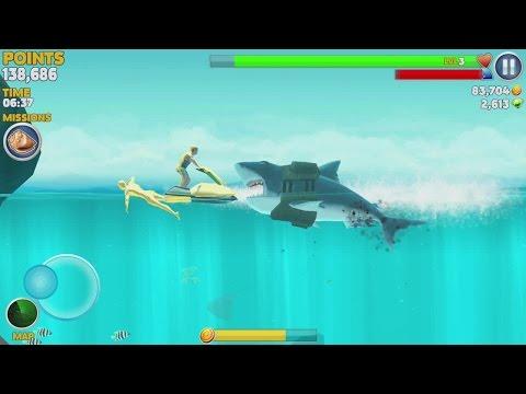 Xxx Mp4 Hungry Shark Evolution GREAT WHITE SHARK 2 3gp Sex