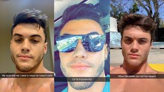 Grayson Dolan Snapchat: Mar 28th - Apr 15th 2019
