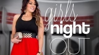 Girls Night Out: Hair, Makeup & Outfit | Makeup Geek