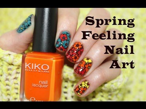 Xxx Mp4 Spring Feeling Nail Art Весенний цветочный маникюр реверсивный стемпинг 3gp Sex