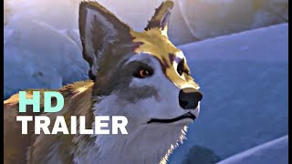 White Fang Official Trailer (2018) Available on Netflix