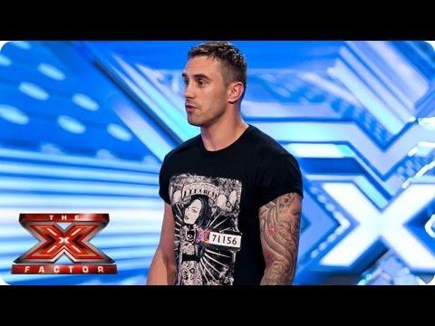 Jospeh Whelan sings Always by Bon Jovi -- Room Auditions Week 4 -- The X Factor 2013