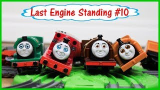 DEMOLITION DERBY Thomas and Friends LAST ENGINE STANDING #10 Thomas TrackMaster Kids