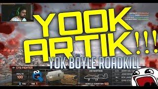 Battlefield 4 Türkçe - O Nasıl Roadkill!!! [Facecam]