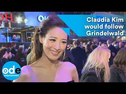 Xxx Mp4 Fantastic Beasts Claudia Kim Would Be A Follower Of Gellert Grindelwald 3gp Sex