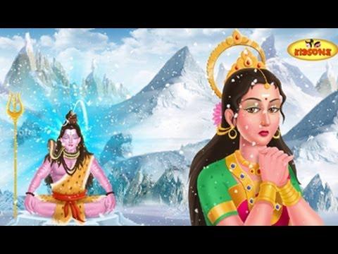 History of Maha Shivaratri    with Animation    For Kids