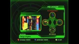 Ben 10 Ultimate Alien Cosmic Destruction Part 20