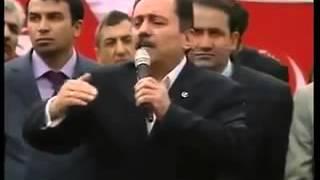 Muhsin Yazıcıoğlu - Son Konuşmasında Gül Şiirini Okuyor