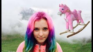 ElitheCat - Anéb Viktorkaa s IQ houpacího koně