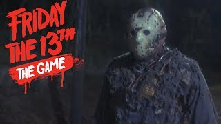 HOW TO PLAY A *SCARY* Jason Part 7   Friday the 13th: The Game