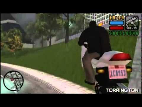 GTA Liberty City Stories UNIQUE JUMPS
