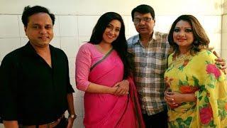 বাবার সিনেমার শুটিং দেখতে হটাৎ হাজির মেয়ে আখি আলমগীর | Akhi Alamgir | Bangla News
