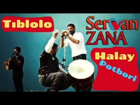 Tıblolo Veziro Servan Zana Halay Potbori klip-2014 Çekimleri