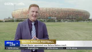 Stuart Baxter appointed new
