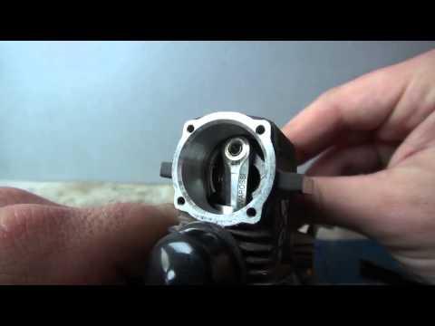 10 Litros con Modelix Abriendo el Novarossi P5XLT con 10 Litros de uso
