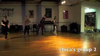 WORK - Iggy Azalea (choreography by Alex Pesusich)