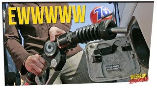 WS - Oregonians Angry About Pumping Their Own Gas ft. Silent Mike & Gina Darling