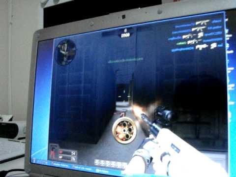 น้องโอ๊ตเล่นเกม X Shot Part 1
