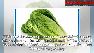 What you need to know about the outbreak linked to romaine