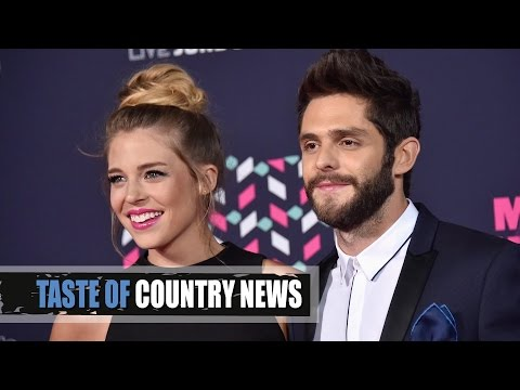 "Download Thomas Rhett: ""Star of the Show"" First Written About Wife Lauren"