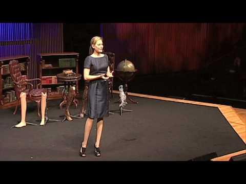 Aimee Mullins It s not fair having 12 pairs of legs