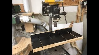 How to Make the Best Drill Press Table