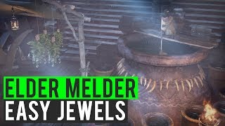 15 Jewels Every 5 Minutes! Jewel Farming Guide - Monster Hunter World (MHW)