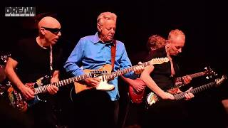 Joe Satriani, Tommy Emmanuel & Phil Collen - Final Night Jam at G4 Experience 2017