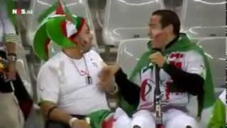كاس العالم 2010 مشهد مضحك الفوفوزيلا