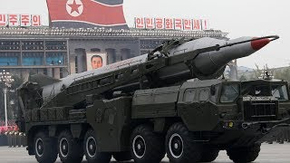 United States and North Korea Prepare Military Strikes on One Another