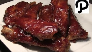 Oven-Baked BBQ Spare Ribs: How To Make Barbecue Pork Ribs In The Oven