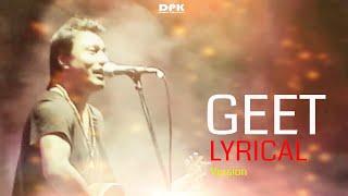 Geet  - Deepak Bajracharya