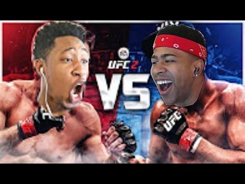 Prettyboyfredo Vs StaxMontana UFC 2 FIGHT OF THE YEAR