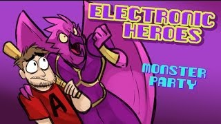 E-Heroes - Monster Party