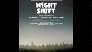 Rod Stewart - That's What Friends Are For (Night Shift Soundtrack)
