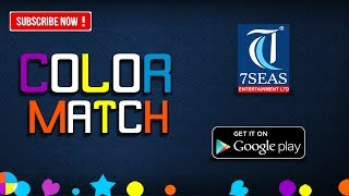 Color Match Android Gameplay - Free Mobile Game for Android | Android App on Google Play